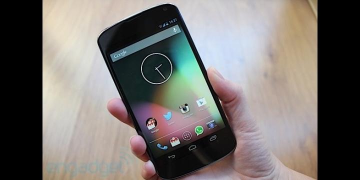Ya es posible instalar Android L en Nexus 4