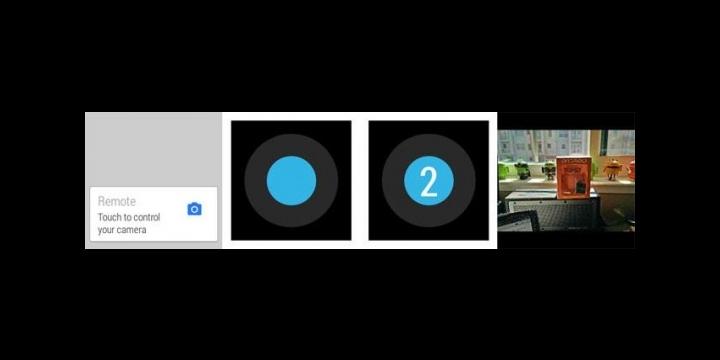 Cámara de Google ya es compatible con Android Wear