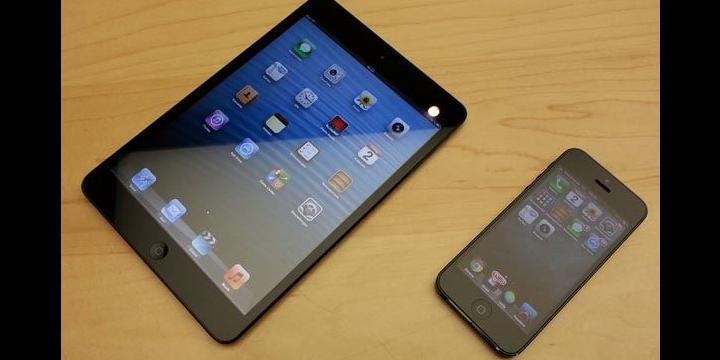 iPad Mini 2 Retina Wi-Fi + 3G en oferta por 478 euros