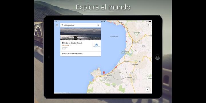 Google Maps para iOS ya muestra reservas y citas de Gmail