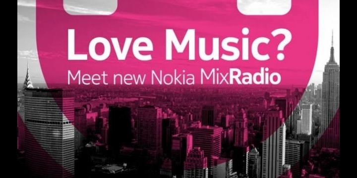 Nokia MixRadio llegará a iOS y Android