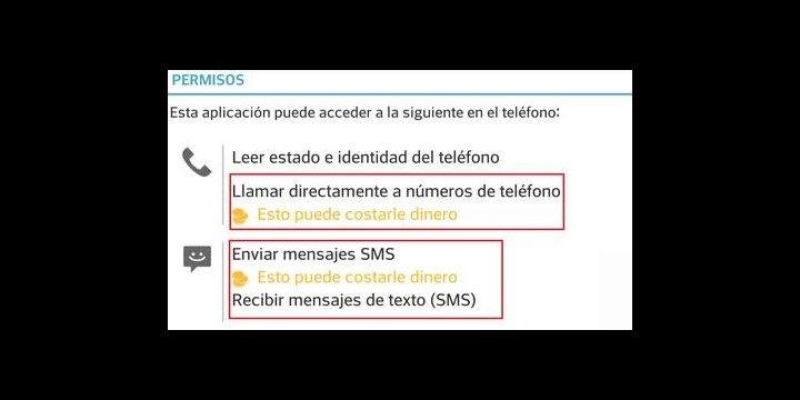 Cuidado con las aplicaciones para Android que llaman sin tu permiso
