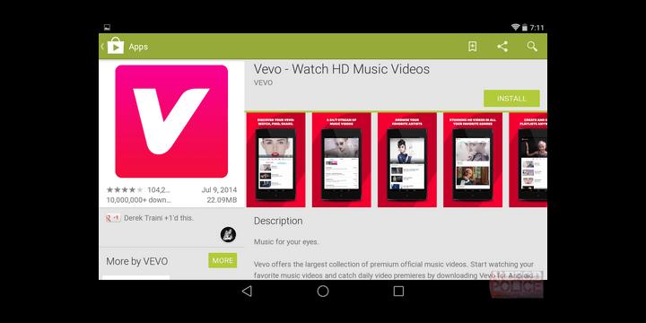 Google Play Store podría tener nuevo diseño