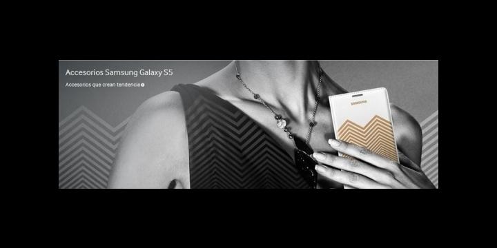 Samsung ya tiene una tienda de accesorios