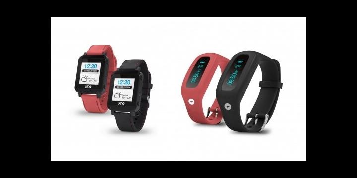 Smartee Watch y Fit Pro, los nuevos wearables de SPC