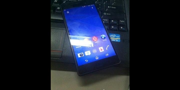 Se filtra cómo será el Sony Xperia Z3