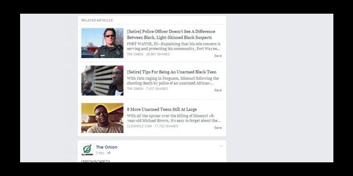 Facebook advertirá sobre noticias falsas