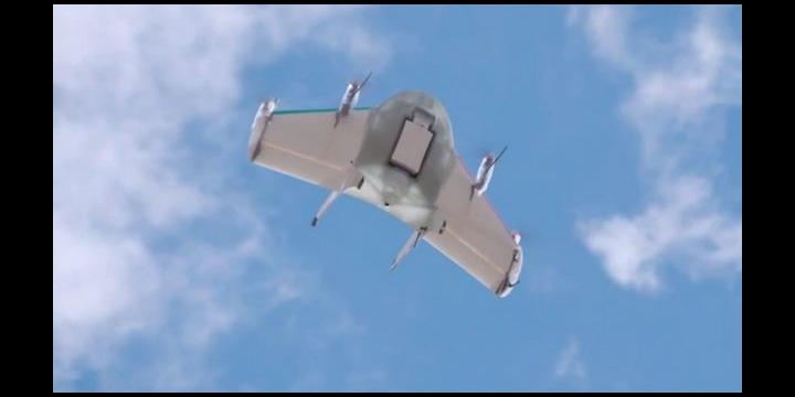 Project Wing: Google prepara un programa de reparto con drones
