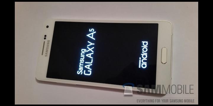 Samsung Galaxy A5, el otro Galaxy Alpha