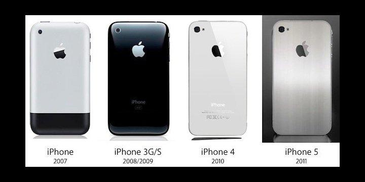 Se dispara la venta de antiguos iPhones de segunda mano