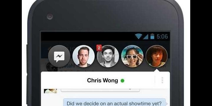 Cómo tener las burbujas de Facebook en Chrome