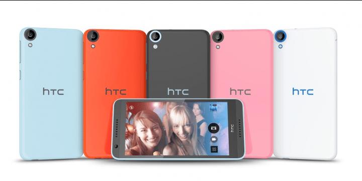 HTC Desire 820, smartphone de gama media pero con 8 núcleos y 64 bits