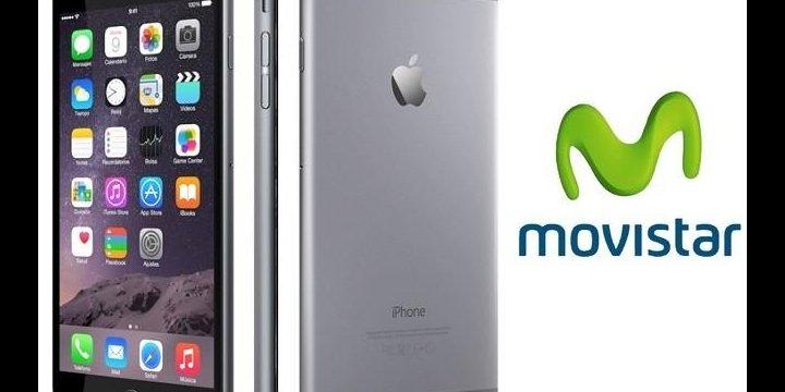 iPhone 6 y iPhone 6 Plus: Precios con Movistar