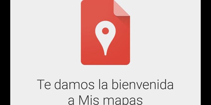 """Google Maps renueva """"Mis Mapas"""""""