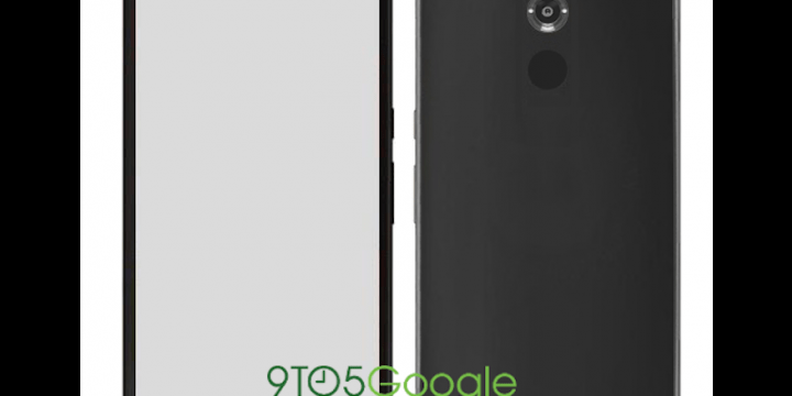 Nexus 6: primera imagen y características