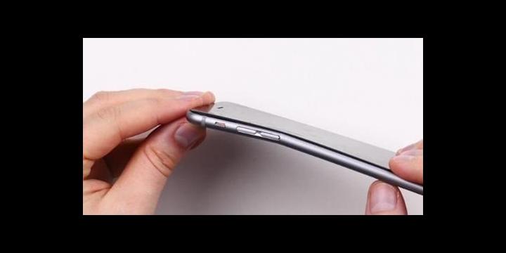 iPhone 6 es flexible: se dobla con facilidad