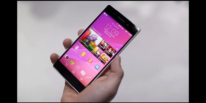 Sony presenta el Sony Xperia Z3 en el IFA