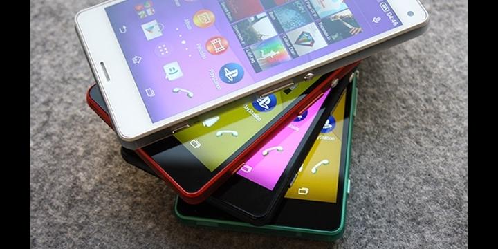 Sony Xperia Z3 Compact, presentado en el IFA