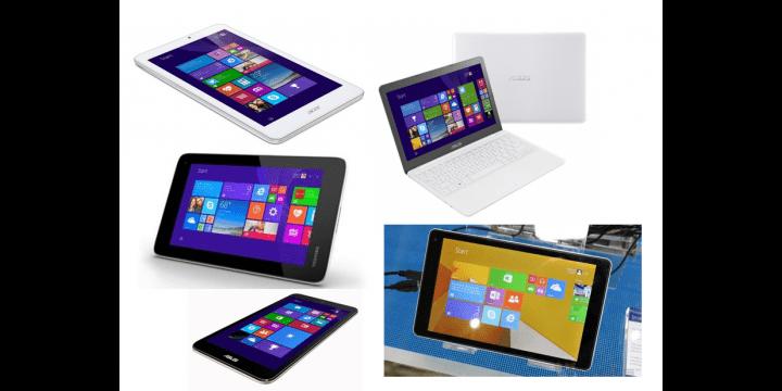5 tablets y portátiles con Windows 8.1 por menos de 200 euros