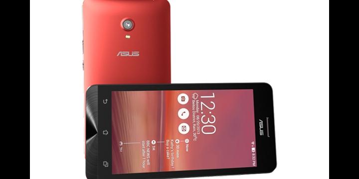 El Asus ZenFone de 5,5 pulgadas se presentaría en enero