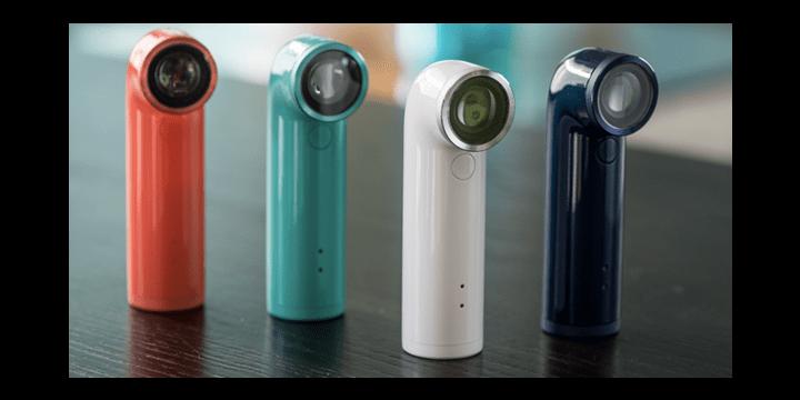 HTC RE, la cámara GoPro de HTC