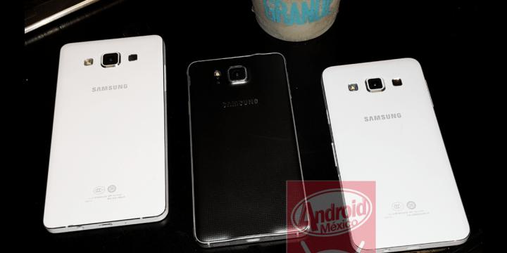Samsung Galaxy A3 y A5, más detalles sobre los nuevos teléfonos metálicos