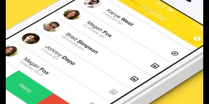 Facebook deprime a los usuarios mientras que Snapchat lo contrario