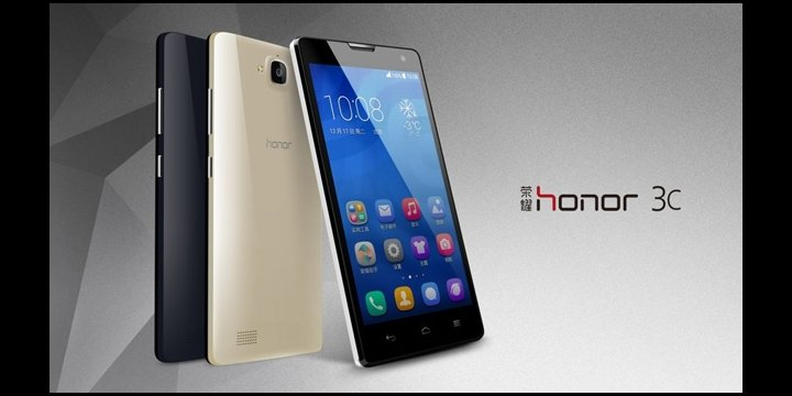 Honor presenta Honor 3C: un gran terminal por 139 euros