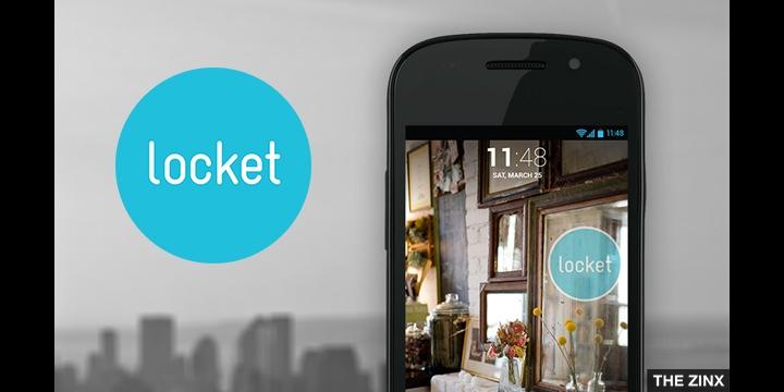 Locket: aprende inglés desde la pantalla de bloqueo