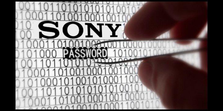 Sony reclama que se borre la información filtrada tras el ataque