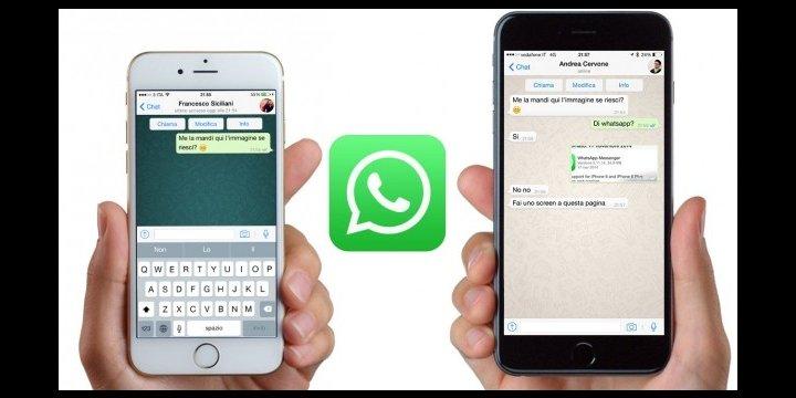 WhatsApp se actualiza para ser compatible con iPhone 6 Plus