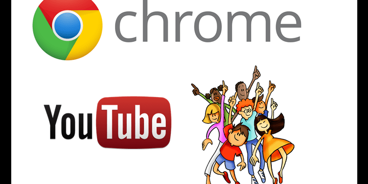 Google prepara versiones de Chrome y YouTube para niños