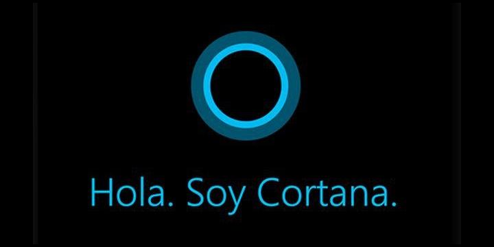 Cortana ya está disponible en español