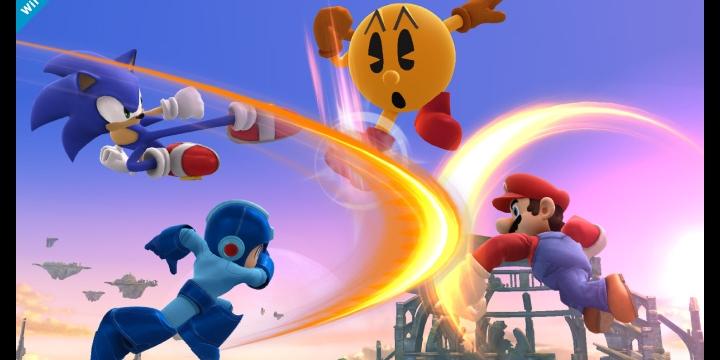 Super Smash Bros para Wii U se agota en Amazon