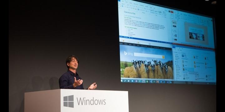 Windows 10 se presentará en enero de 2015
