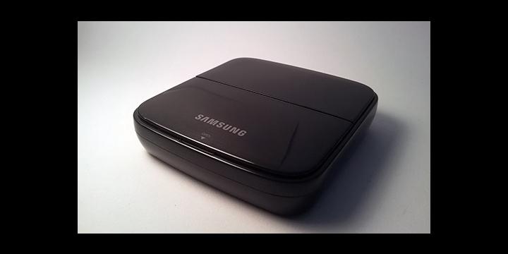 Review: Base de carga oficial para smartphones Galaxy