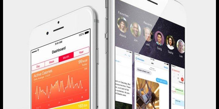 Un iPhone 6 sobrevive seis semanas en el mar
