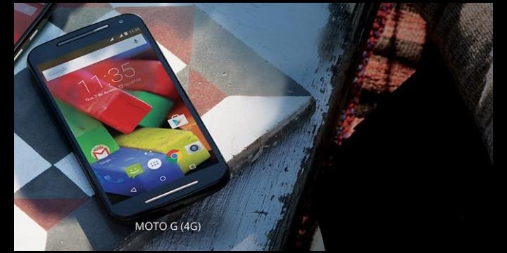 Moto G 4G (2015) costará 195 euros y llegará este mes