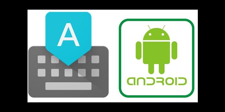 5 mejores teclados para Android