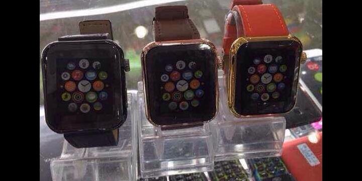 """El """"Apple Watch"""" de 45 dólares"""