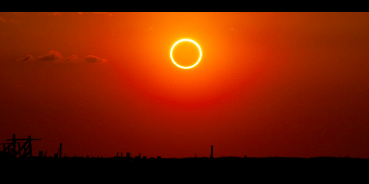 Cómo seguir el eclipse solar
