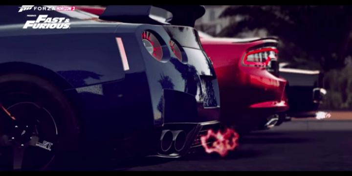 Descarga gratis el DLC Fast and Furious de Forza Horizon 2
