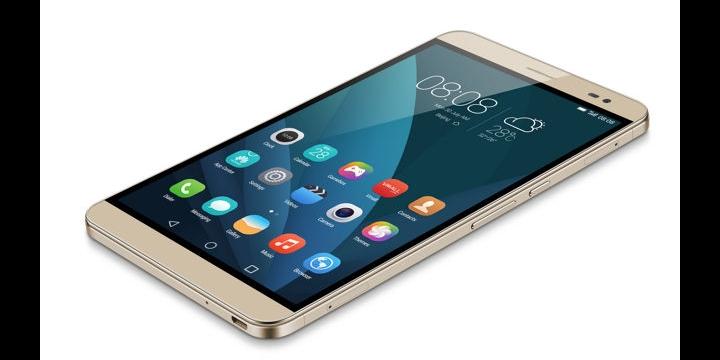 Huawei MediaPad X2, la nueva tablet de gama alta de Huawei ya es oficial