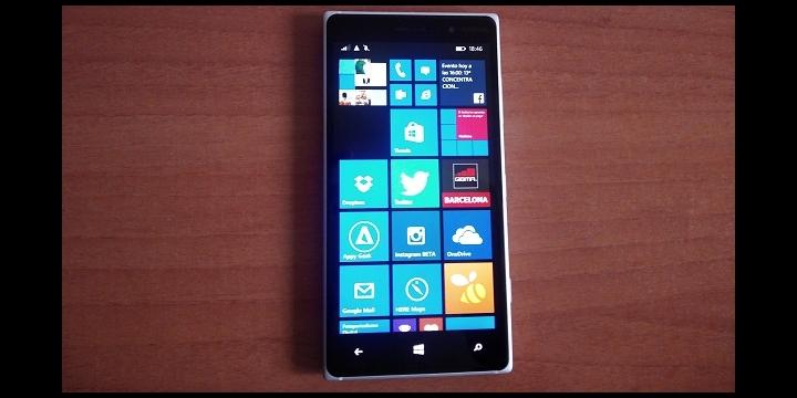 Review: Nokia Lumia 830, cámara y autonomía increíble