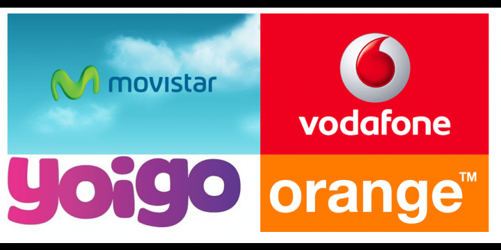 Los smartphones a 0 euros con las operadoras este mes
