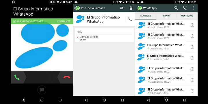 Las llamadas de WhatsApp no estarán disponible en todos los países