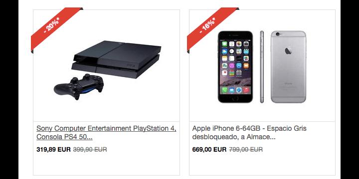 Superweekend en eBay: descuentos de hasta el 60%