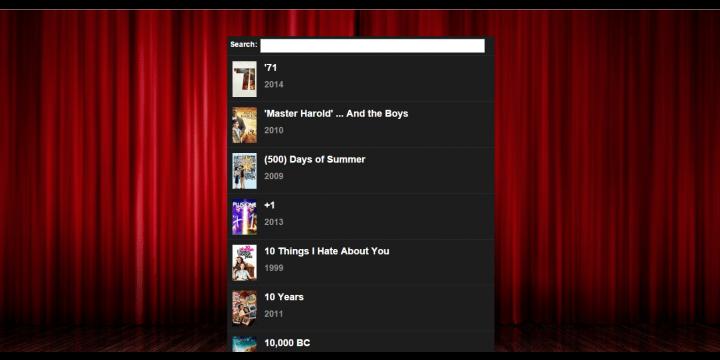 Cómo ver Popcorn Time en el navegador