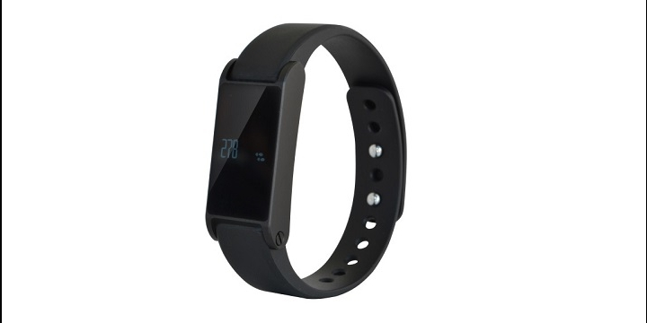 Airis lanza la pulsera fitness SB01