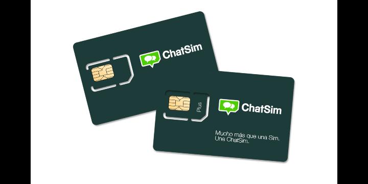 ChatSim World mejora con 4G para usar WhatsApp en cualquier país